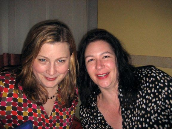 Laura and Jacqueline