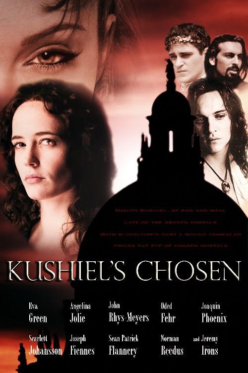Kushiel's Chosen Poster