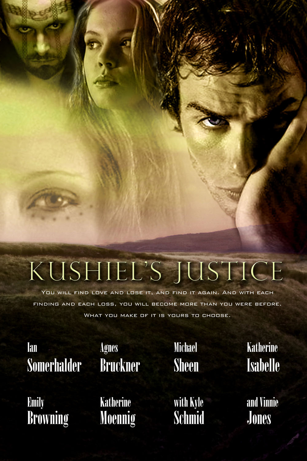Kushiel's Justice Poster