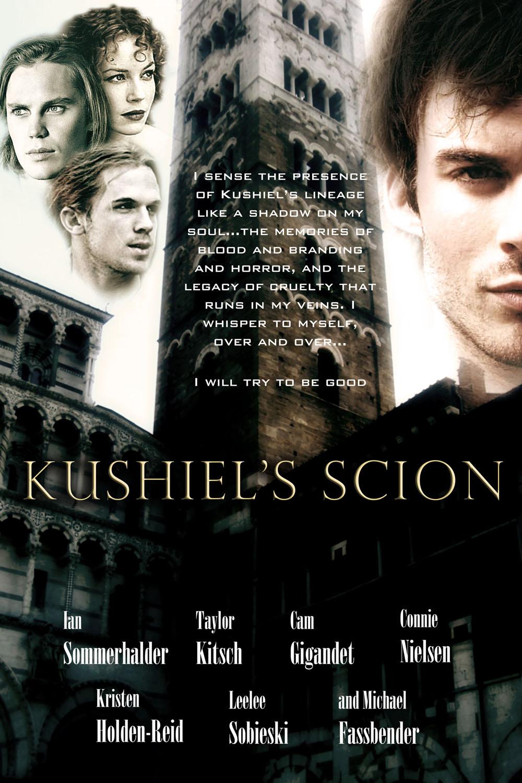 Kushiel's Scion Poster