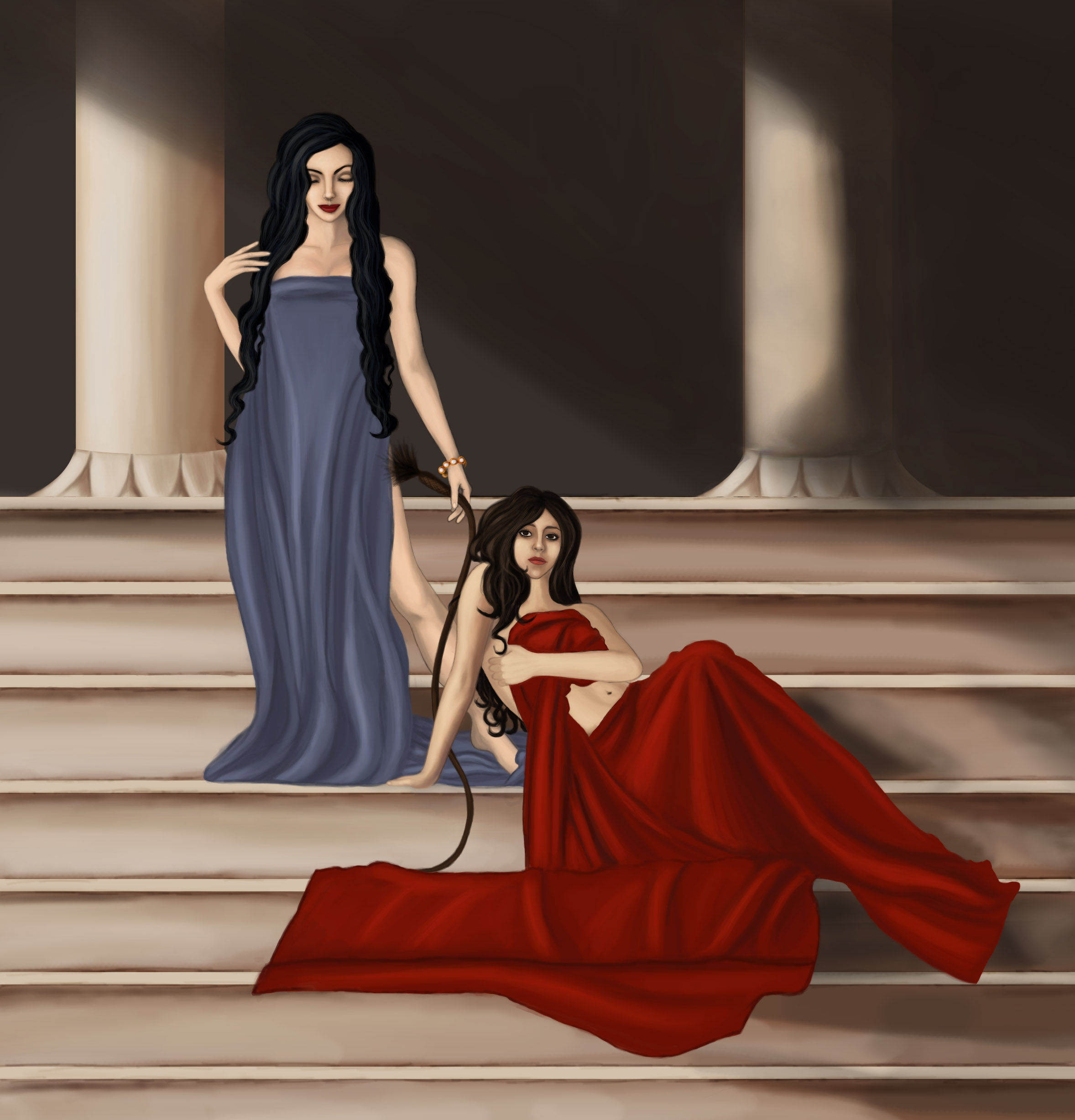 Melisande and Phedre