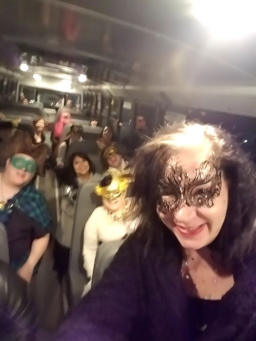Longest Night Masquerade Ball